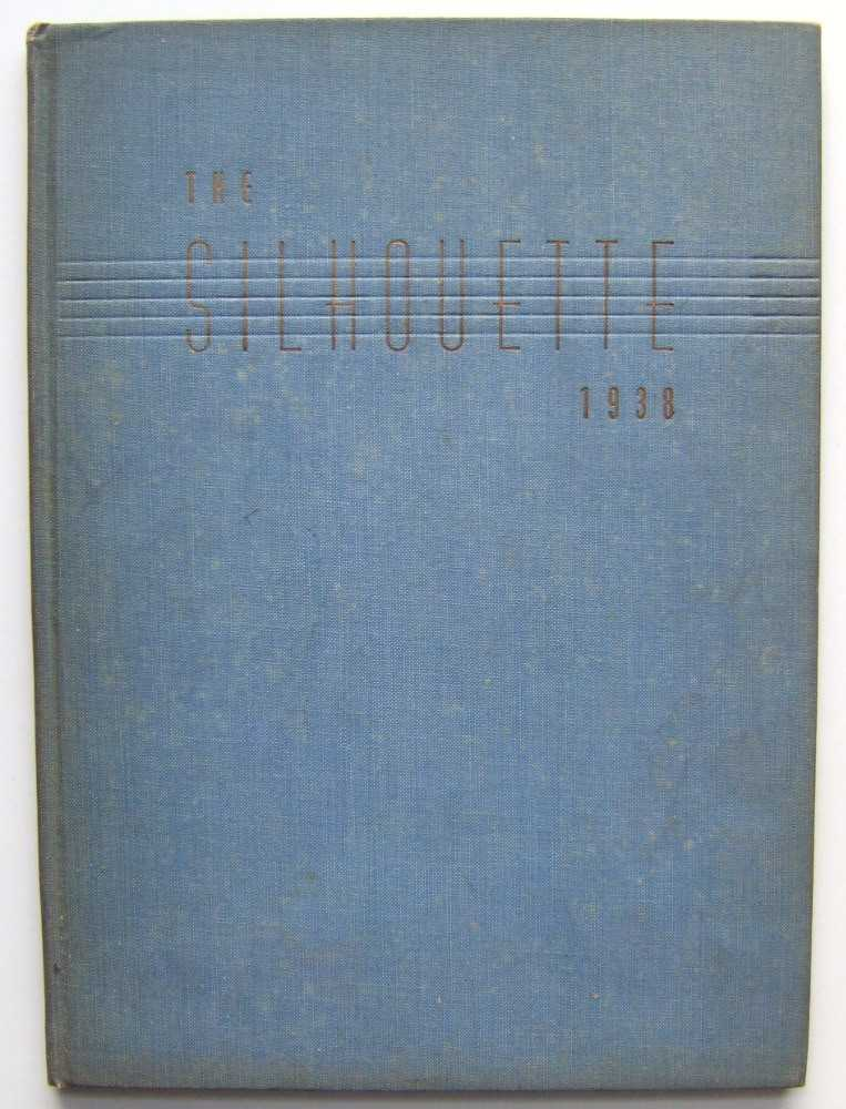 Image for The Silhouette: Bently School Yearbook 1938, New York, NY