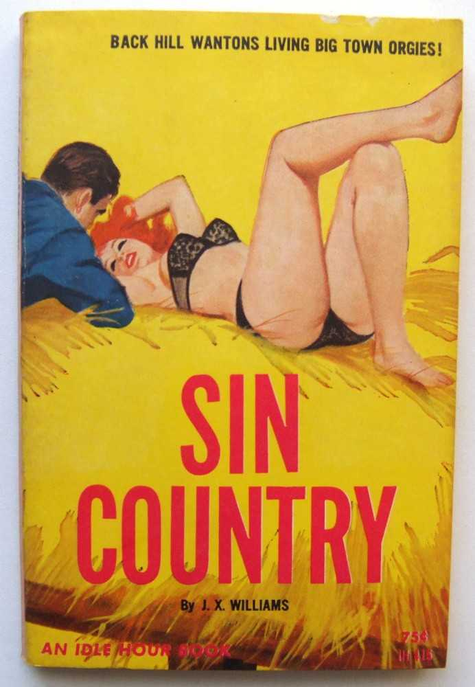 Image for Sin Country