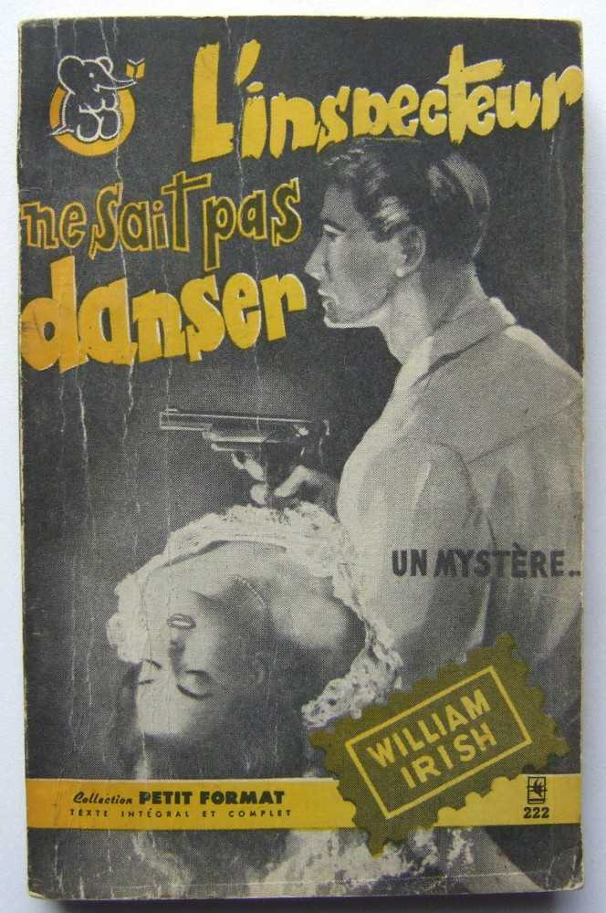 Image for L'inspecteur ne Sait Pas Danser: Un Mystere (The Inspector Can't Dance)