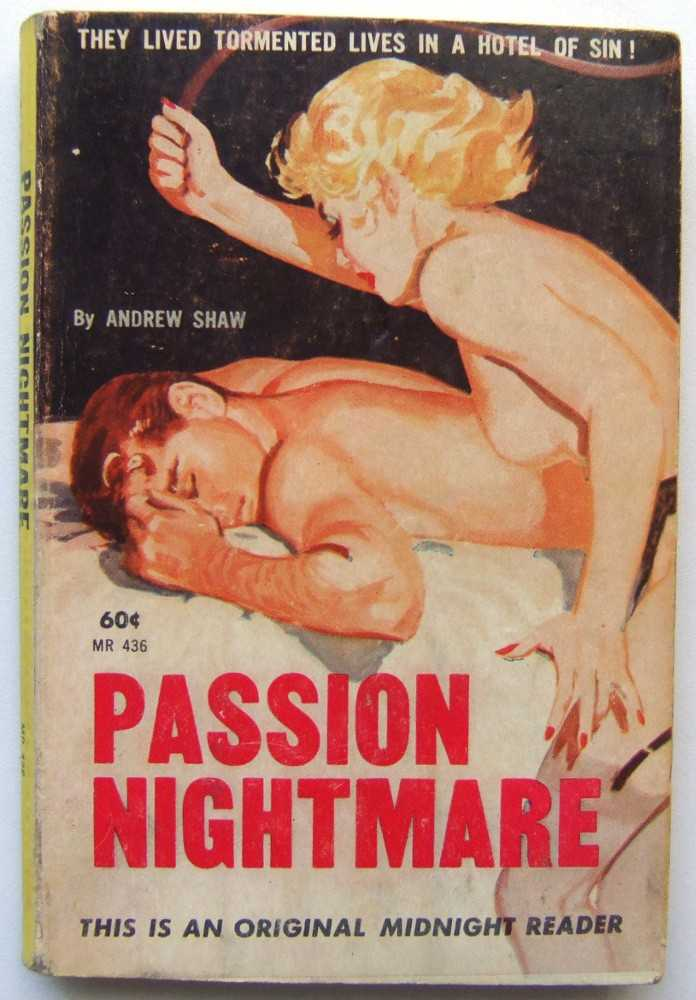 Image for Passion Nightmare