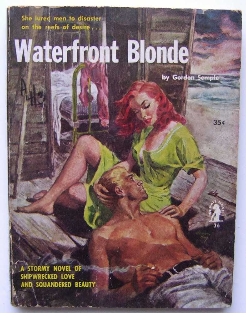 Image for Waterfront Blonde