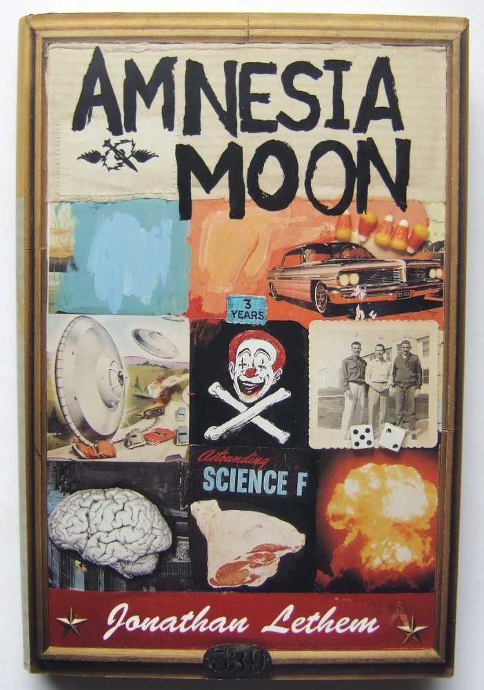 Image for Amnesia Moon