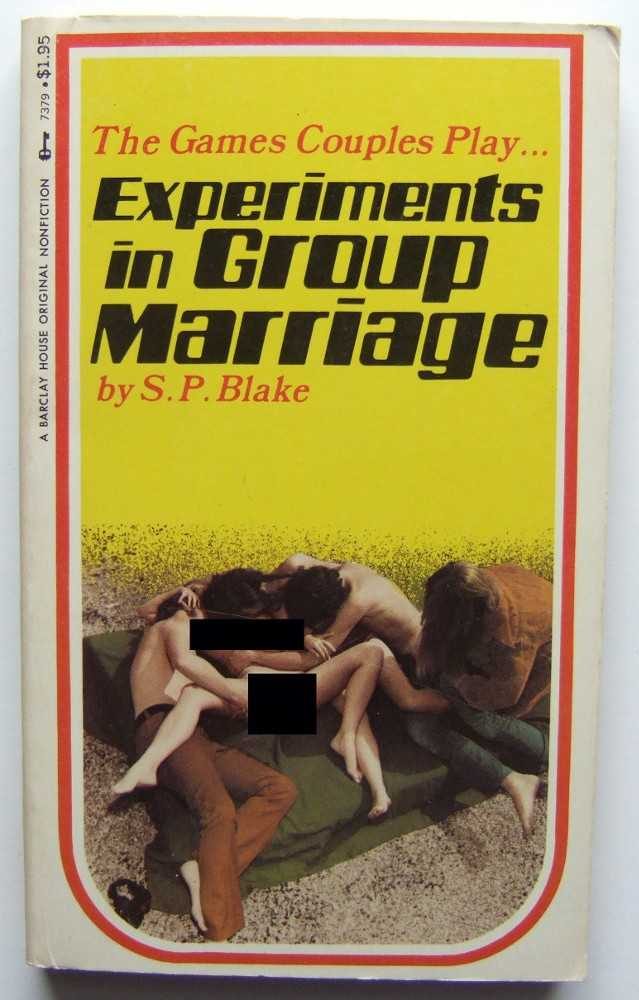 Image for Experiments in Group Marriage