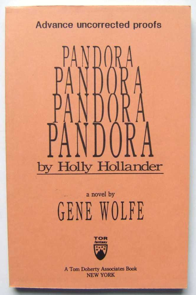 Image for Pandora by Holly Hollander