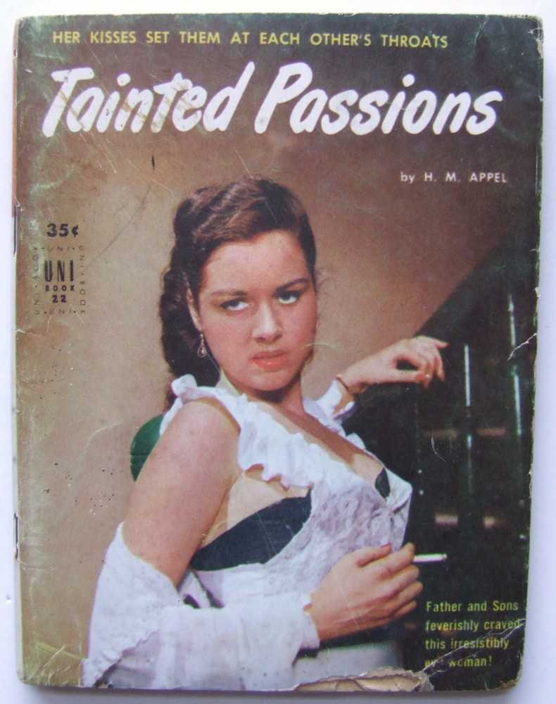 Image for Tainted Passions (originally pubbed as: Flesh and Blood)