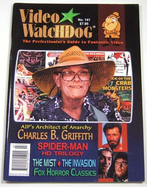 Image for Video Watchdog #141 (July 2008)
