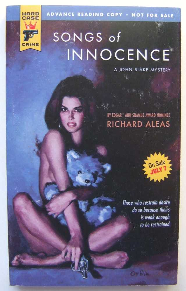 Image for Songs of Innocence: A John Blake Mystery [Advance Reading Copy]