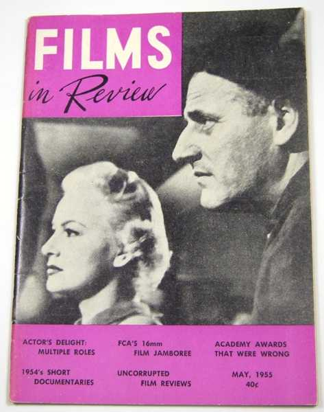 Image for Films in Review (May, 1955)
