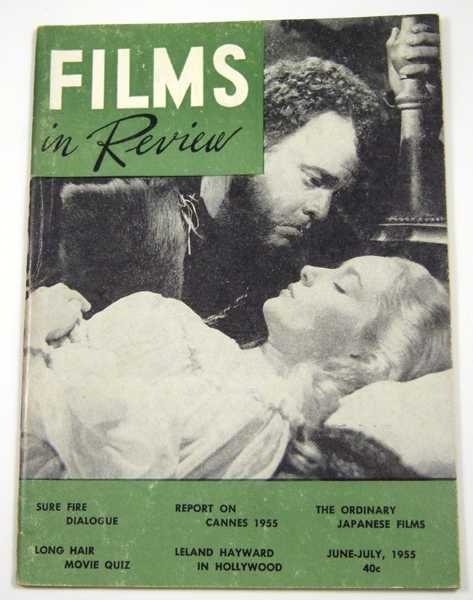 Image for Films in Review (June-July, 1955)