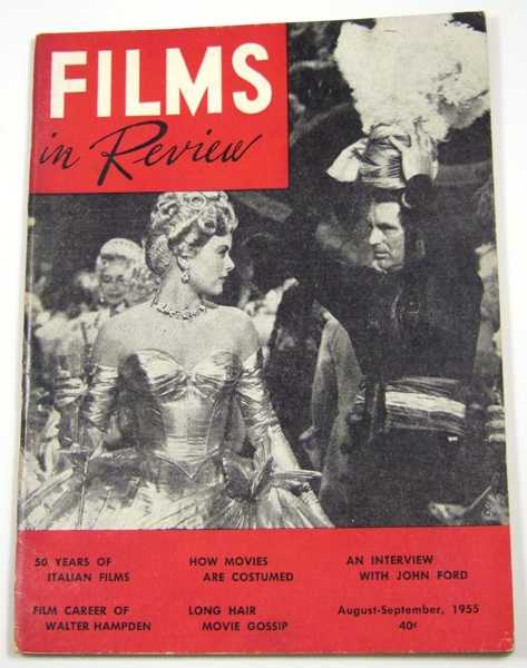 Image for Films in Review (August-September, 1955)