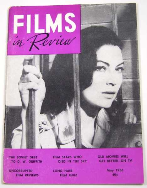 Image for Films in Review (May, 1956)
