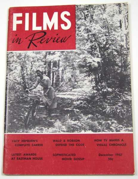 Image for Films in Review (December, 1957)