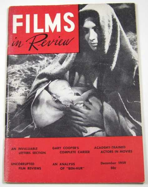 Image for Films in Review (December, 1959)