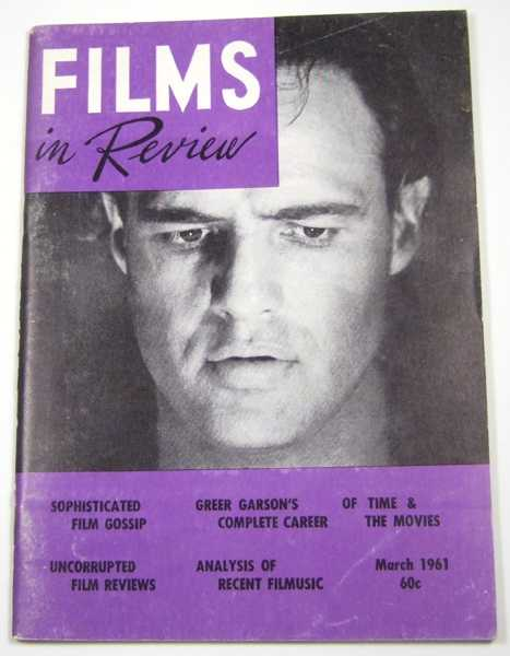 Image for Films in Review (March, 1961)