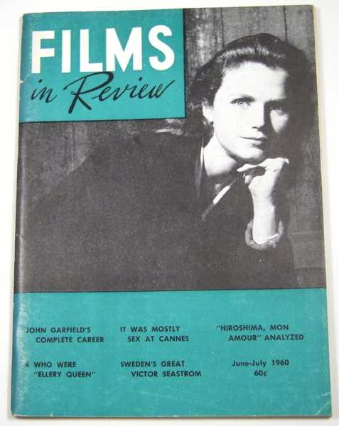 Image for Films in Review (June-July, 1960)