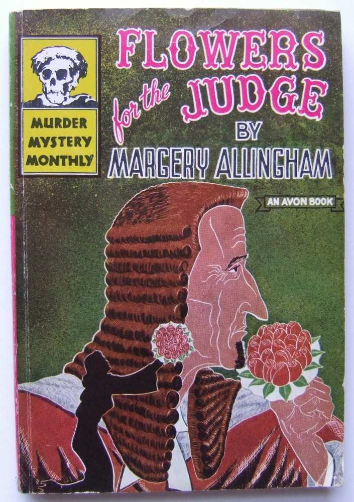 Image for Flowers for the Judge