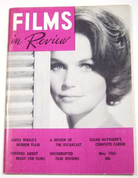 Image for Films in Review (May, 1962)
