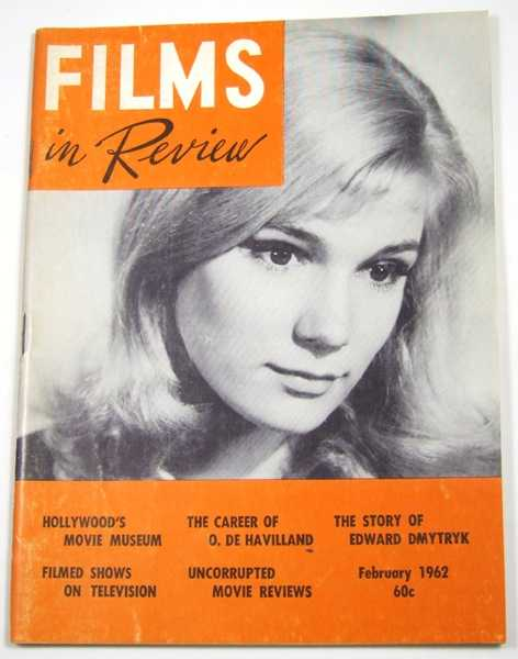 Image for Films in Review (February, 1962)