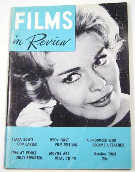 Image for Films in Review (October, 1963)