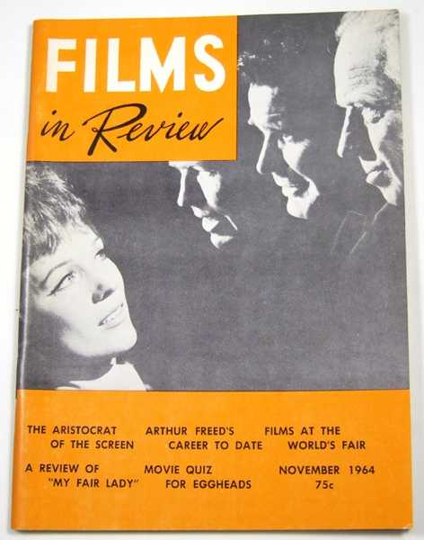 Image for Films in Review (November, 1964)