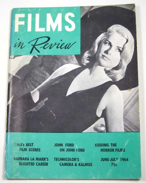 Image for Films in Review (June-July, 1964)