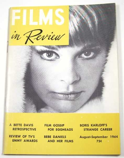 Image for Films in Review (August-September, 1964)