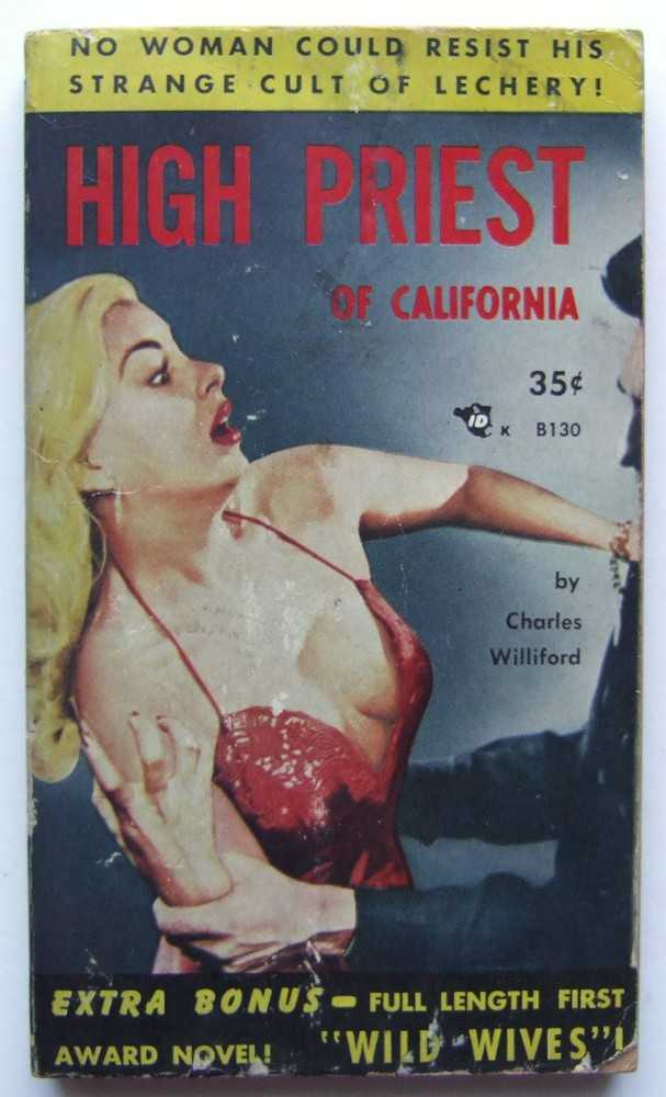 Image for High Priest of California / Wild Wives