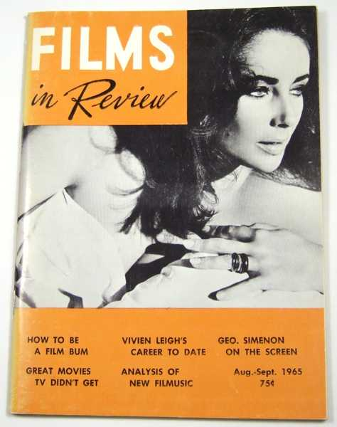 Image for Films in Review (August-September, 1965)