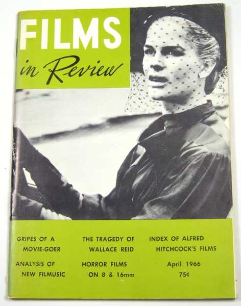 Image for Films in Review (April, 1966)