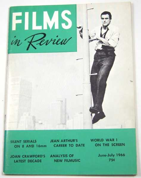 Image for Films in Review (June-July, 1966)