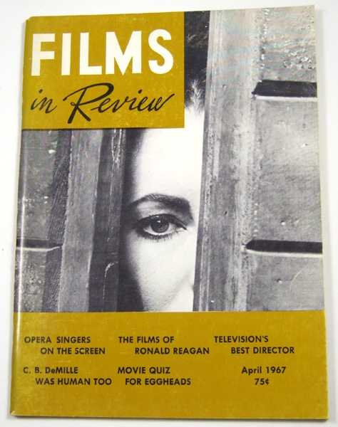 Image for Films in Review (April, 1967)