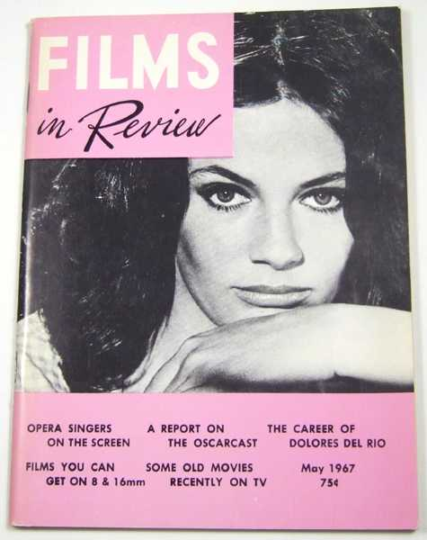 Image for Films in Review (May, 1967)