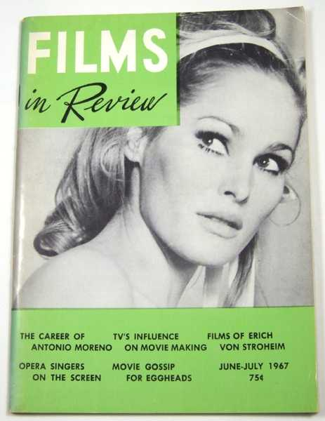Image for Films in Review (June-July, 1967)