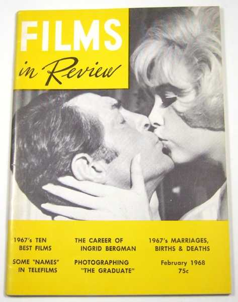 Image for Films in Review (February, 1968)