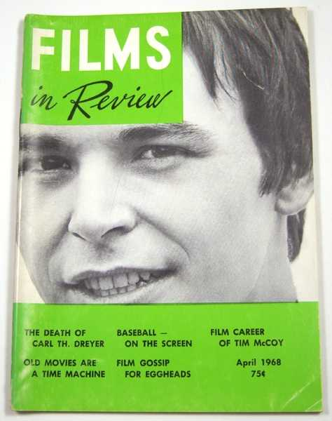 Image for Films in Review (April, 1968)