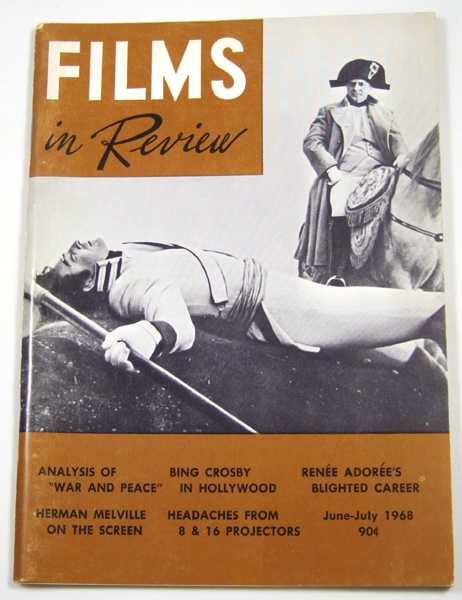 Image for Films in Review (June-July, 1968)