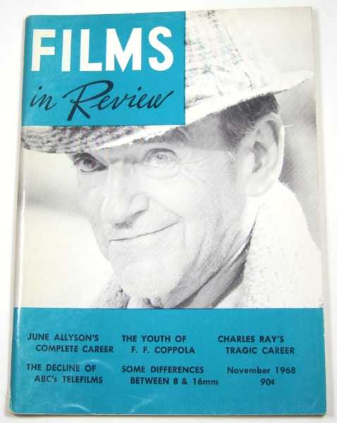 Image for Films in Review (November, 1968)