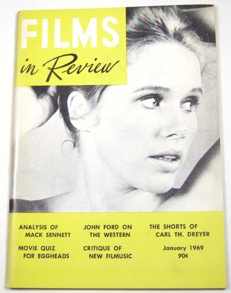 Image for Films in Review (January, 1969)
