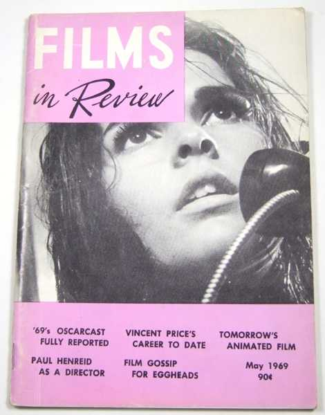 Image for Films in Review (May, 1969)