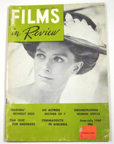 Image for Films in Review (June-July, 1969)