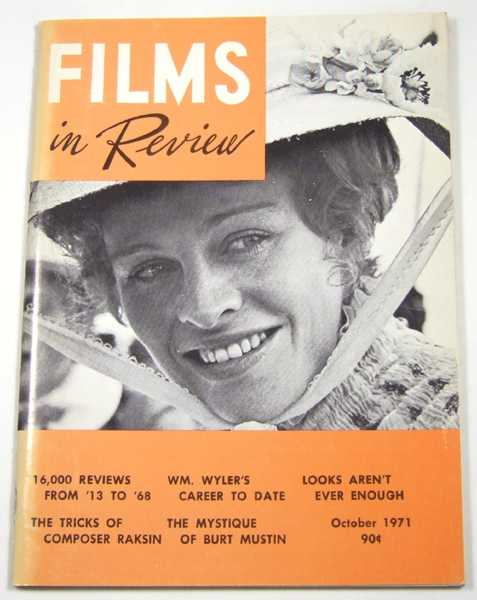 Image for Films in Review (October, 1971)