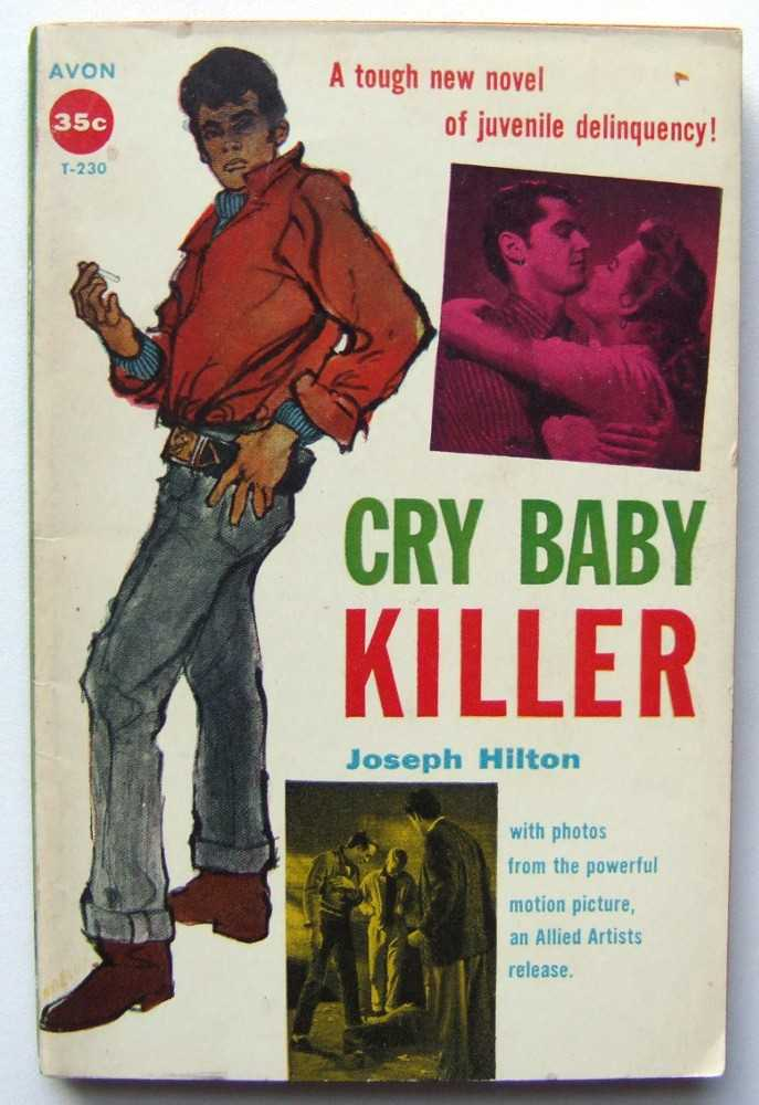 Image for Cry Baby Killer