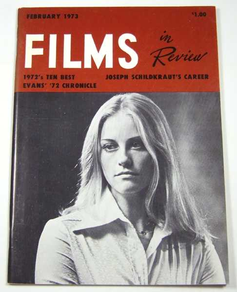 Image for Films in Review (February, 1973)
