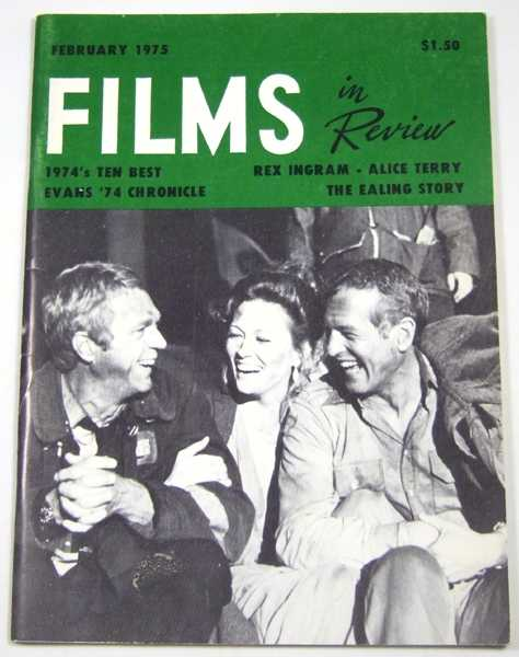 Image for Films in Review (February, 1975)