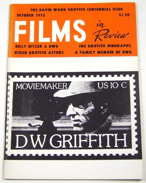 Image for Films in Review (October, 1975)