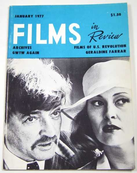 Image for Films in Review (January, 1977)