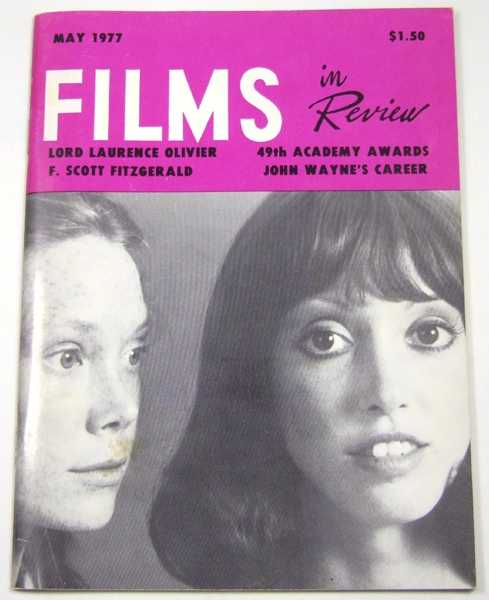 Image for Films in Review (May, 1977)