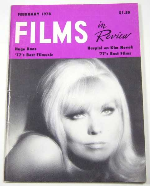 Image for Films in Review (February, 1978)