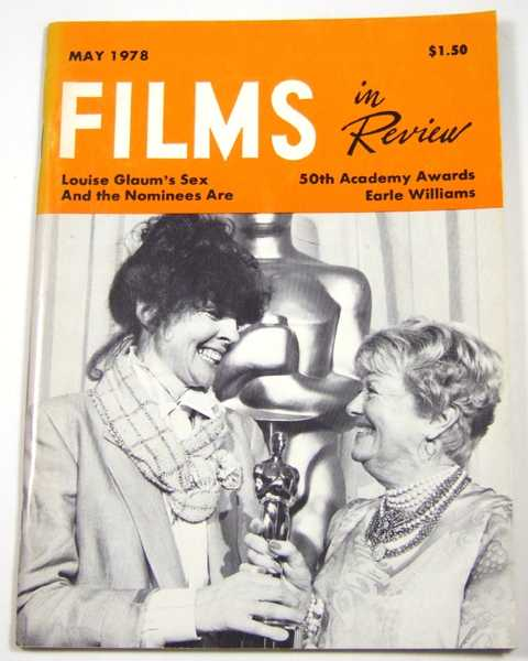 Image for Films in Review (May, 1978)