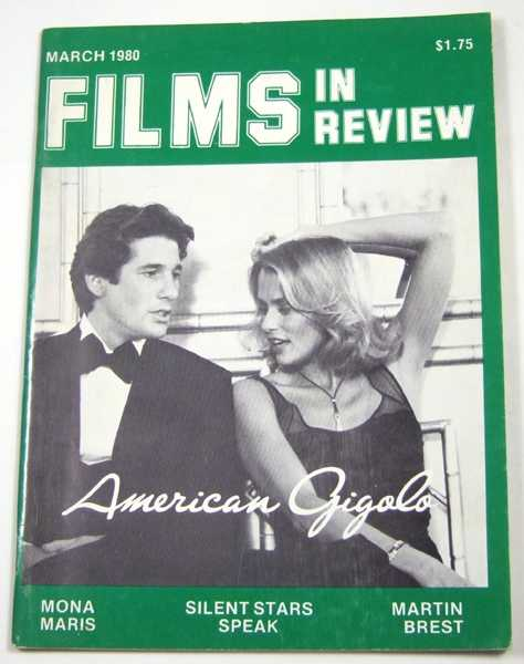 Image for Films in Review (March, 1980)